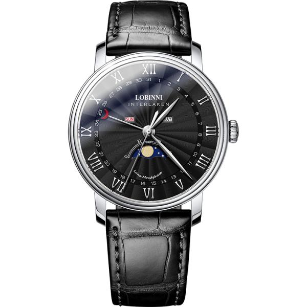 Đồng hồ nam chính hãng Lobinni No.3603-3