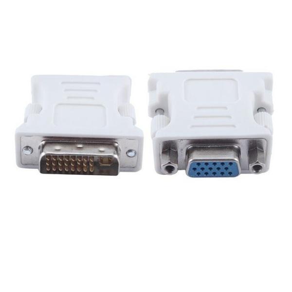 Bảng giá Đầu chuyển DVI 24+5 sang VGA Phong Vũ