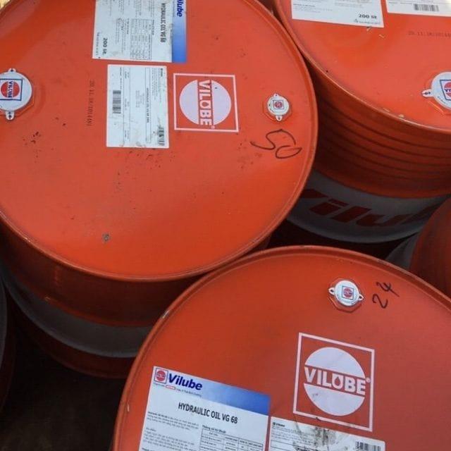 Dầu nhớt Hydraulic oil VG 68 phuy chiết lẻ mỗi lít Nhật Bản