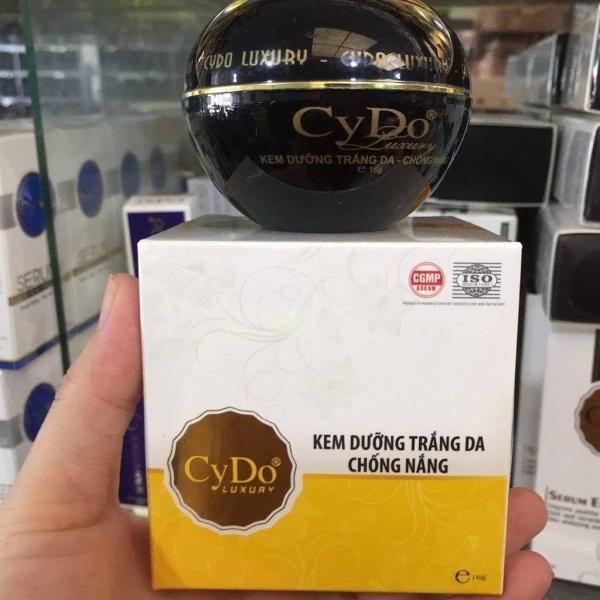 Kem dưỡng trắng chống nắng Cydo Luxury 16g