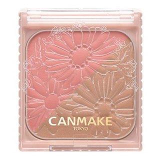 Phấn má tạo khối Canmake Cheek & Bronzer - Nhật Bản thumbnail