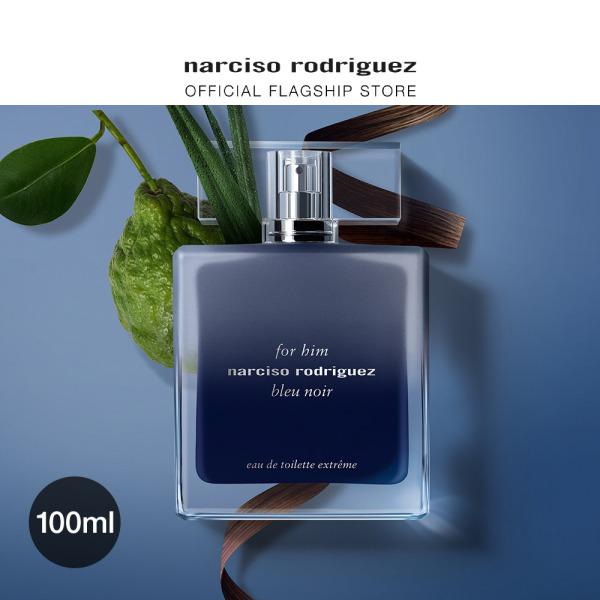 Nước hoa nam Narciso Rodriguez For Him Bleu Noir Eau De Toilette Extreme 100ml