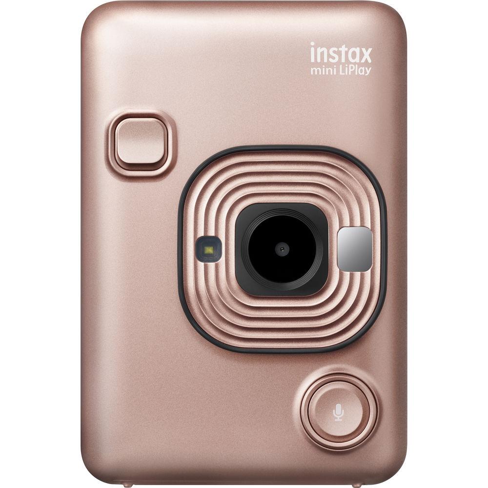 Ưu Đãi Khuyến Mại Khi Mua Máy ảnh Lấy Liền Fujifilm Instax Mini LiPlay Chính Hãng