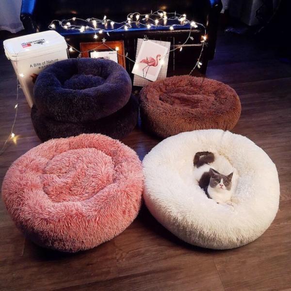 Đệm lông giữ nhiệt cao cấp cho thú cưng