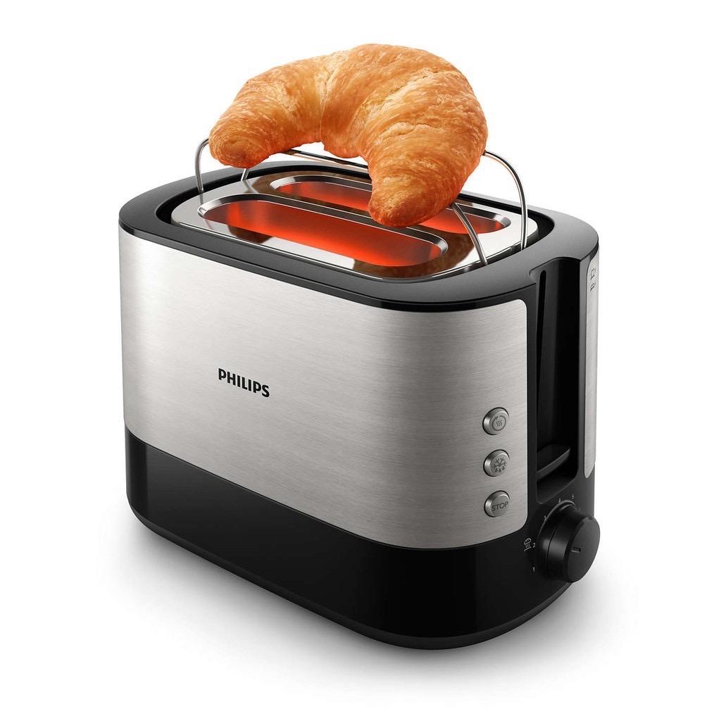 Máy nướng bánh mỳ sandwich Philips HD2637