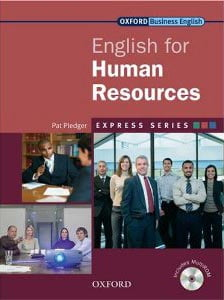 Fahasa - Express Professions English for Human Resources Student's Book and MultiROM