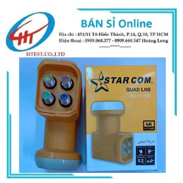 Bảng giá 10 LNB KU 4OUT STARCOM Phong Vũ