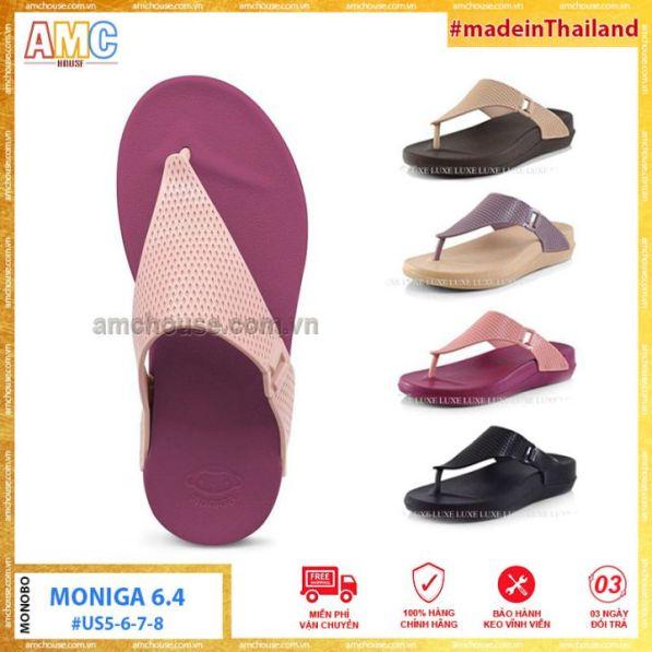Dép Thái Lan nữ MONOBO đế cao MONOBO - MONIGA 6.4 giá rẻ