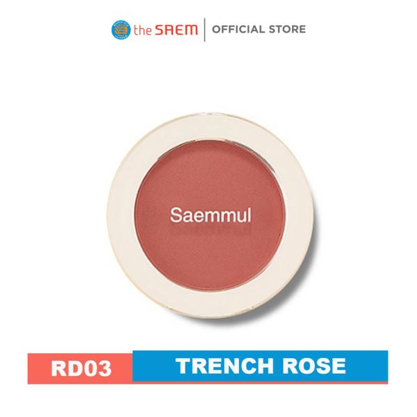 Phấn má hồng The Saem Saemmul Single Blusher (5g) giá rẻ