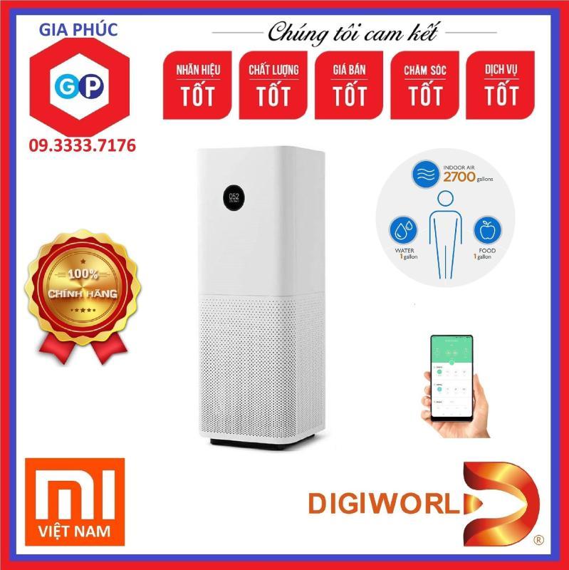 Máy lọc không khí Xiaomi Pro Mi Air Purifier (Quốc Tế Version) - Digiworld Phân Phối