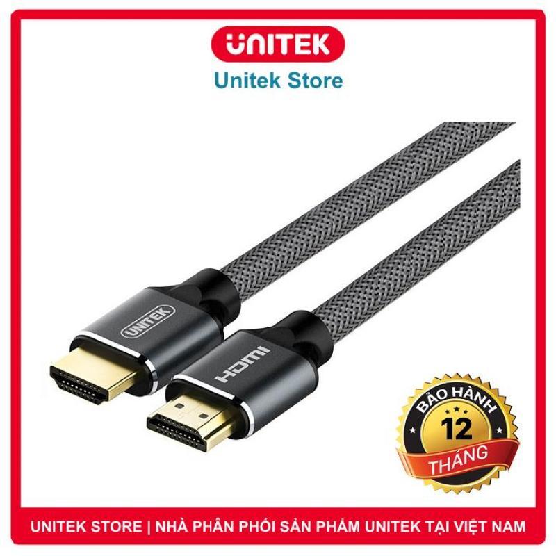 Giá [UNITEK STORE] Cáp HDMI chuẩn 2.0 - Dài 1.5m - Hỗ Trợ Độ Phân Giải 4K Unitek 137v