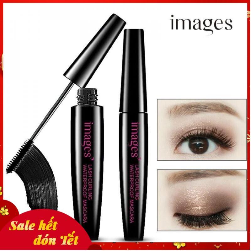 Mascara IMAGES chuốt mi dài và cong vút chuốt mi đẹp makeup trang điểm IW-MS012