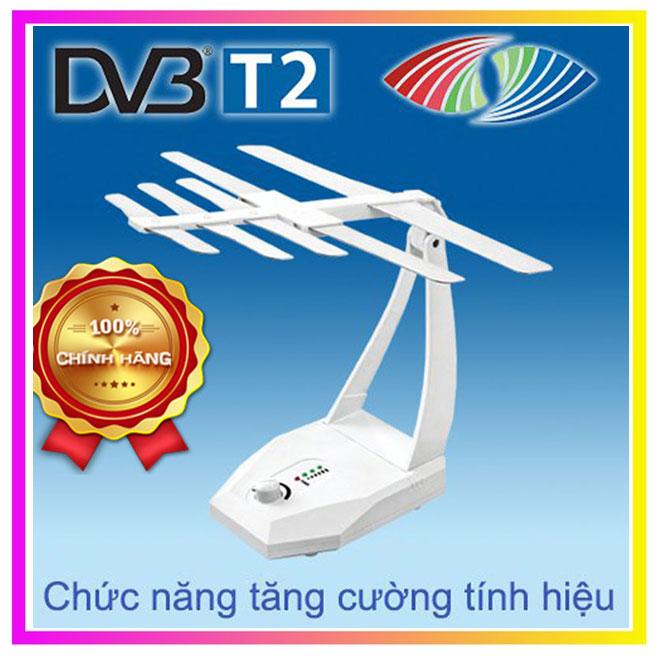 Coupon Khuyến Mại Anten (Ăng Ten) Thu Truyền Hình Số Mặt đất DVB-T2 Có Khuếch đại Tín Hiệu HKD TB105-KD Của Hoành Kiến Đạt