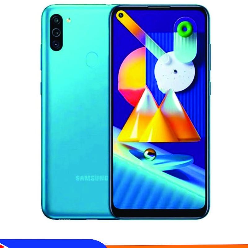 Điện thoại Samsung Galaxy M11 32GB Ram 3GB Khang Nhung - Hàng Chính Hãng