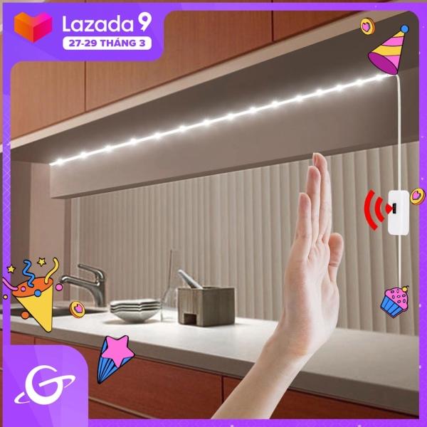 Đèn LoveBox DC 5V Đèn Nền LED Chuyển Động USB Dải Đèn LED Cảm Biến Đèn Vẫy Tay Quét Đèn Điốt Không Thấm Nước