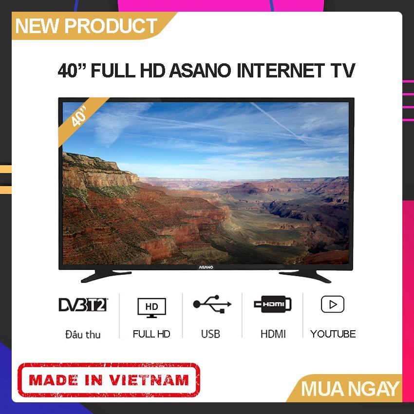 Bảng giá Internet TV 40 inch Full HD - Model 40EK2 (Kỹ thuật số DVB-T2, Kết nối WiFi, Youtube) - Bảo Hành 2 Năm