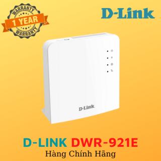 Bộ phát Wifi 4g D-LINK DWR-921E 150Mbps 4G hoặc 300Mbps LAN - Hàng Chính Hãng thumbnail