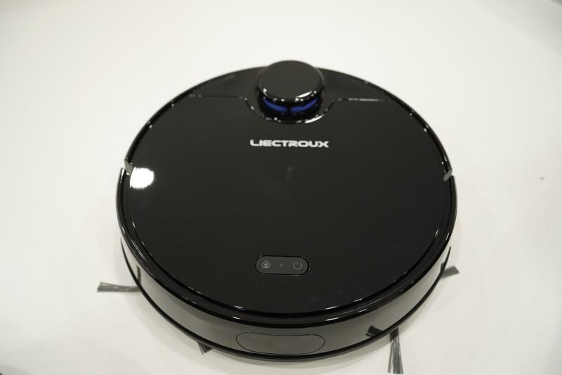 Robot hút bụi Liectroux ZK901 Đức. BH 15 Tháng chính hãng