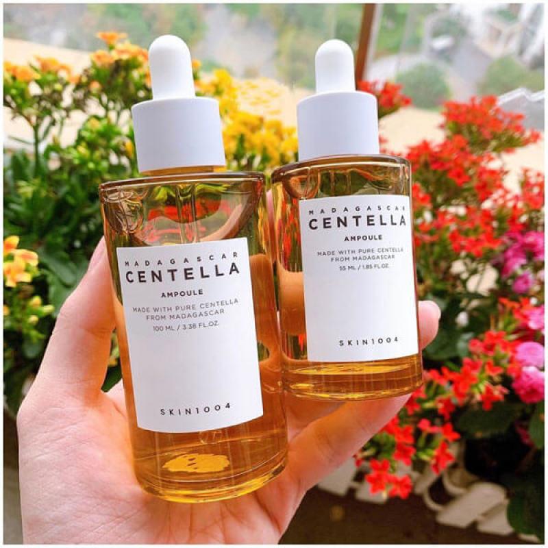 [MẪU MỚI] Tinh chất rau má trị mụn Skin1004 Madagascar Centella Asiatica 100 Ampoule 100ml nhập khẩu
