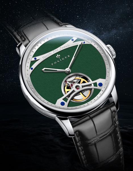 Đồng hồ nam Poniger P819-2 Chính Hãng Thụy Sỹ