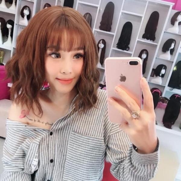 [Lấy mã giảm thêm 30%][Siêu Giảm Giá] Bộ tóc giả nguyên đầu hàng cao cấp siêu đẹp ?? nhập khẩu