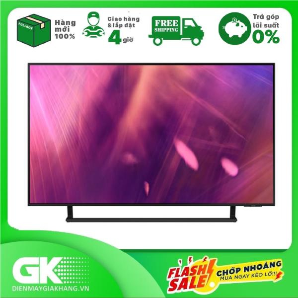 Bảng giá [GIAO HÀNG 2 - 15 NGÀY, TRỄ NHẤT 30.09] [Trả góp 0%]Smart Tivi Led Samsung 4K 55 Inch UA55AU9000 Mới 2021