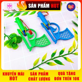 Combo 2 đồ chơi bắn vui nhộn sử dụng dây chun cho trẻ Nguyễn Thùy Store thumbnail