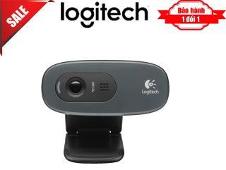 Webcam Logitech HD C270 (Đen) thumbnail