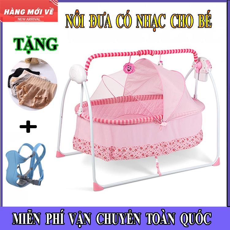 Noi Ngu Cho Em Be, Nôi Bé Sơ Sinh, Nôi...