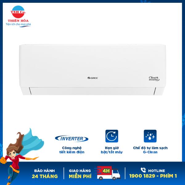 Bảng giá Máy lạnh Gree inverter 0.8 HP GWC07PA-K3D0P4