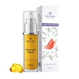 Serum dưỡng tóc Truesky giúp tóc mềm mượt, giảm gàu, bồng bền và chắc khoẻ 30ml - Thick Hair Serum thumbnail