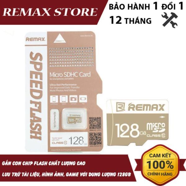 Thẻ nhớ MicroSD Remax 128Gb Class 10