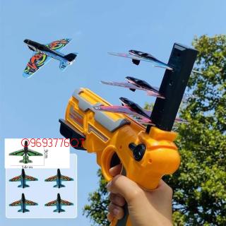 Đồ chơi bắn máy bay siêu hot,sung bắn máy bay, Bắn máy bay, Đồ chơi cho bé, sung phóng máy bay thumbnail