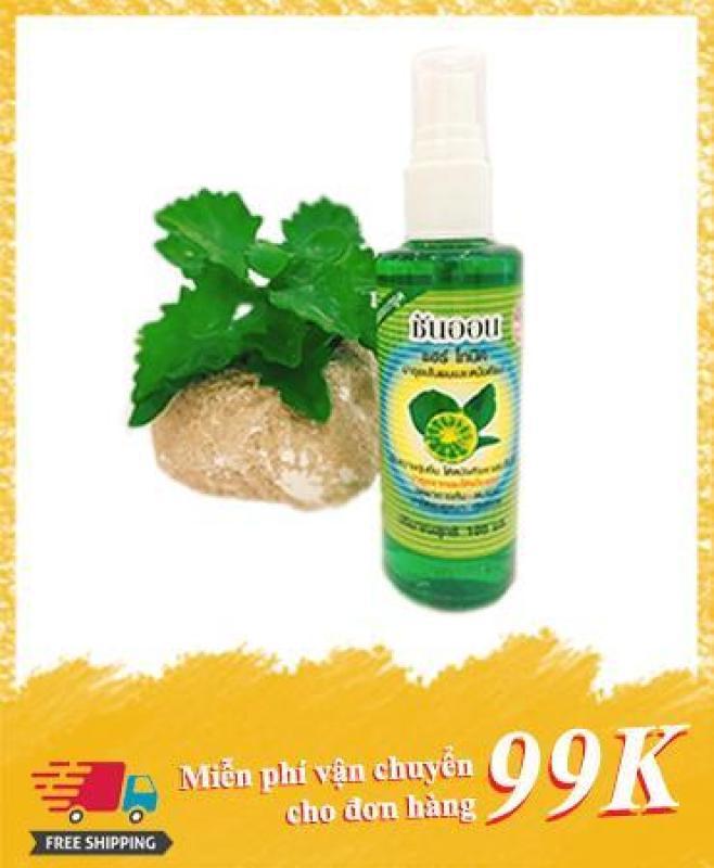 Combo 2 chai tinh dầu bưởi xịt giúp mọc tóc, chống rụng tóc Thái Lan, siêu hiệu quả cao cấp