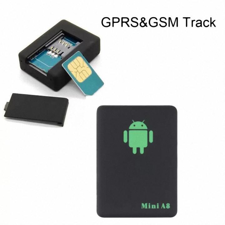 Định Vị GPS Ô tô Xe Máy MINI A8 Gọn Nhẹ