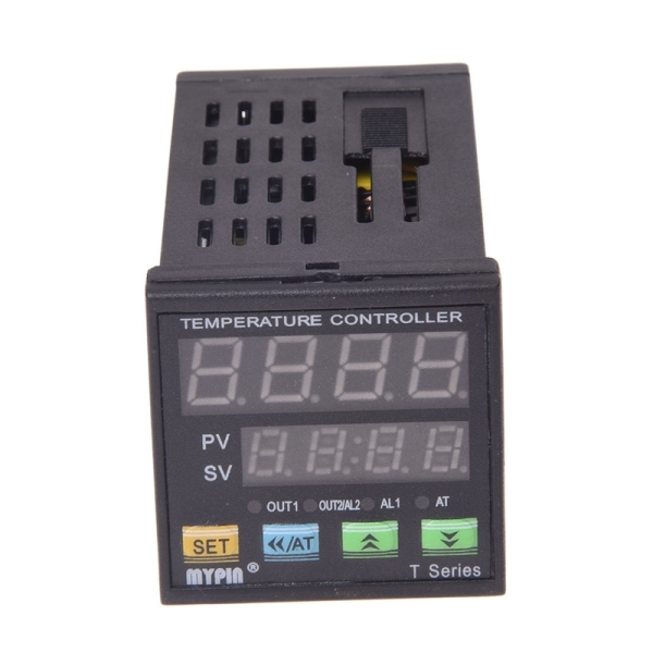 Bảng giá MYPIN TA4-SSR Dual Digital F/C PID Temperature Control Controller TA4-SSR With 2 Alarms Phong Vũ