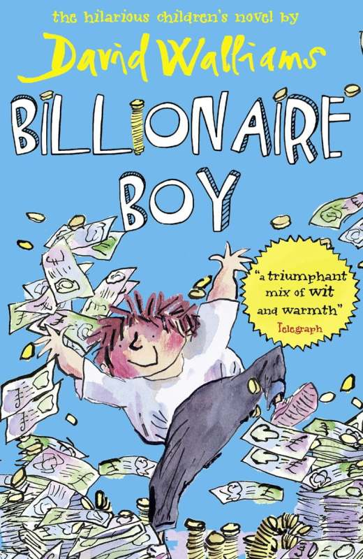 Fahasa - Billionaire Boy
