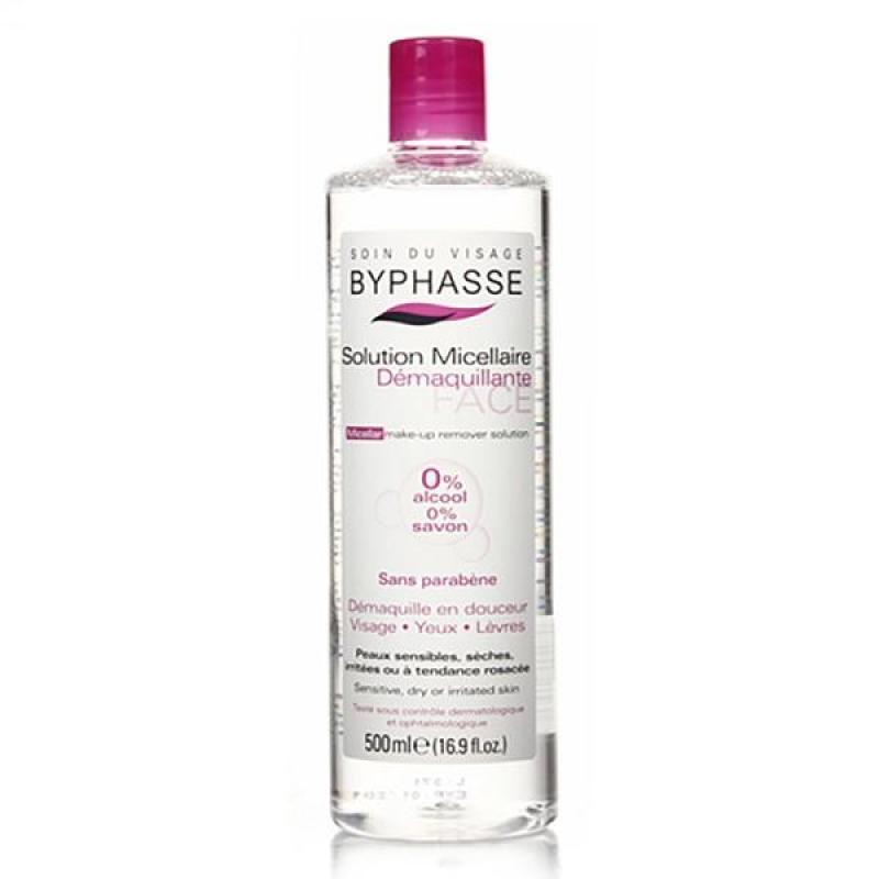 Tẩy trang Byphasse – Solution Micellaire Démaquillante Face 500ml