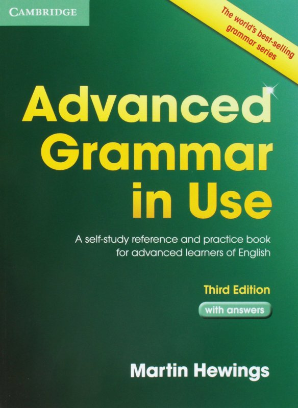 cam  grammar - Advanced
