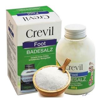 [ Chính hãng nhập khẩu Đức ] Muối ngâm chân thảo dược Crevil cho người nhức xương khớp, mất ngủ, hôi chân. thumbnail