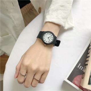 Đồng hồ nam nữ Mặt Tròn trơn ( h30) thumbnail