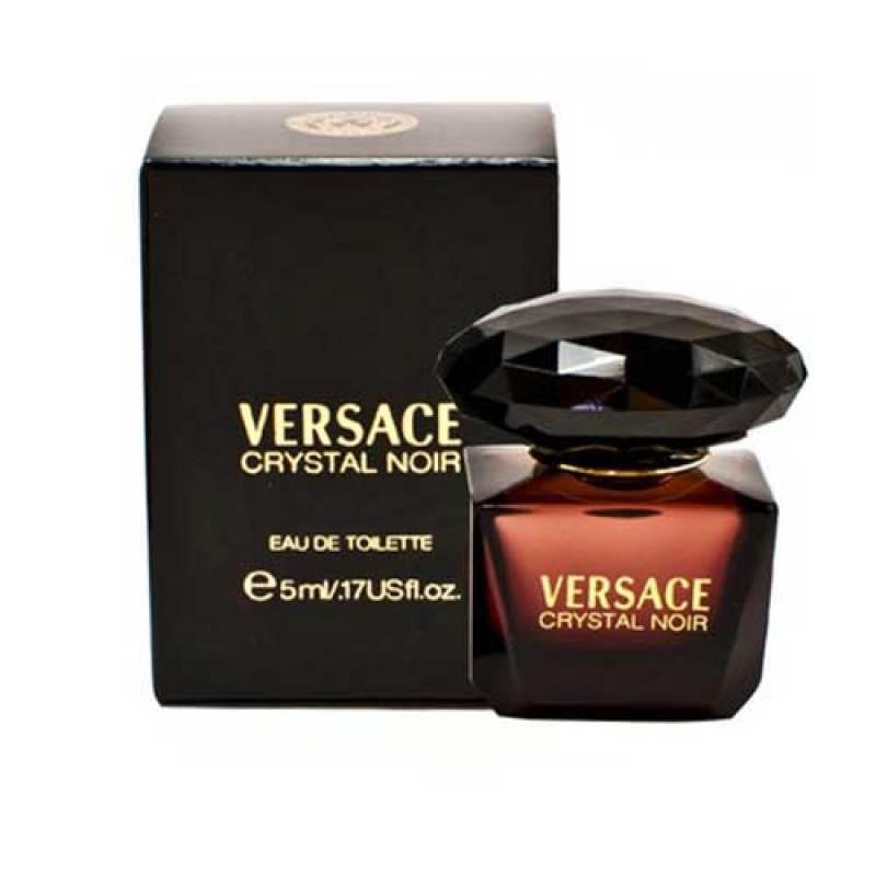 Versace Crystal Noir Eau De Toilette 5ml