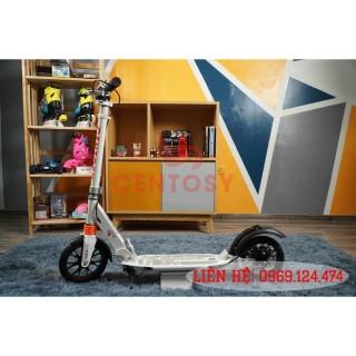 Xe Trượt Scooter Người Lớn Cao Cấp Centosy A5D - Trắng thumbnail