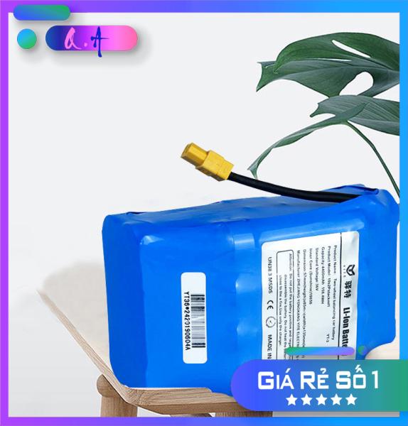 Phân phối 🔥[Freeship]🔥 Pin xe điện cân bằng loại 36V, 💥dung lượng 4400Mah, 💥chân cắm XT60