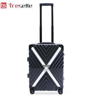 Vali khóa sập Tresette cao cấp nhập khẩu Hàn Quốc TSL 605520BK thumbnail