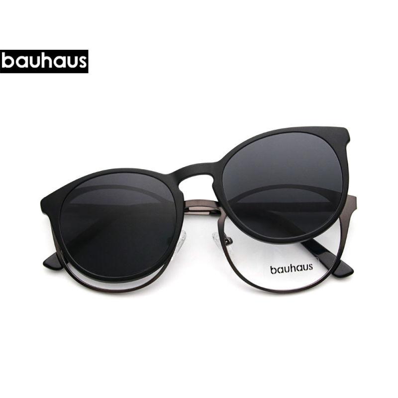 Giá bán X106 Bauhaus Kim Loại Nam Châm Khung Kính Dành Cho Người Đàn Ông Hay Phụ Nữ Bán giỏi nhấthjhg
