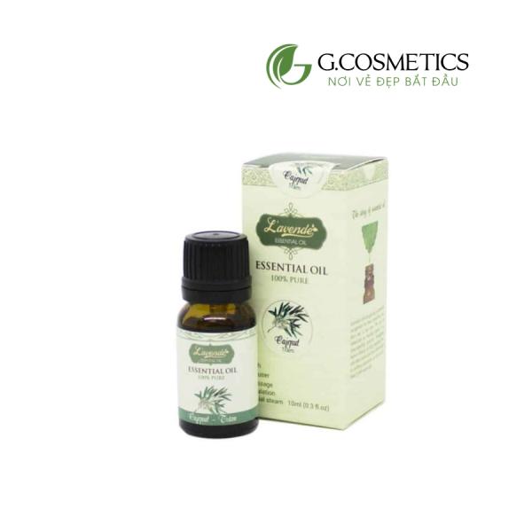 Tinh dầu tràm nguyên chất L'avende 10ml Ấn Độ - khử mùi hôi thơm phòng đuổi muỗi giá rẻ