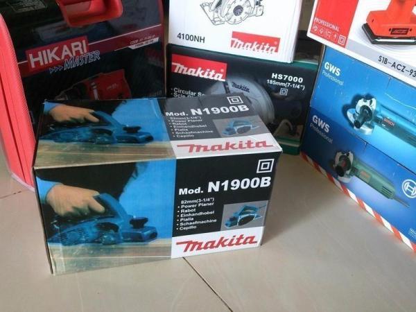 Máy bào gỗ Makita N1900B   máy bào gỗ
