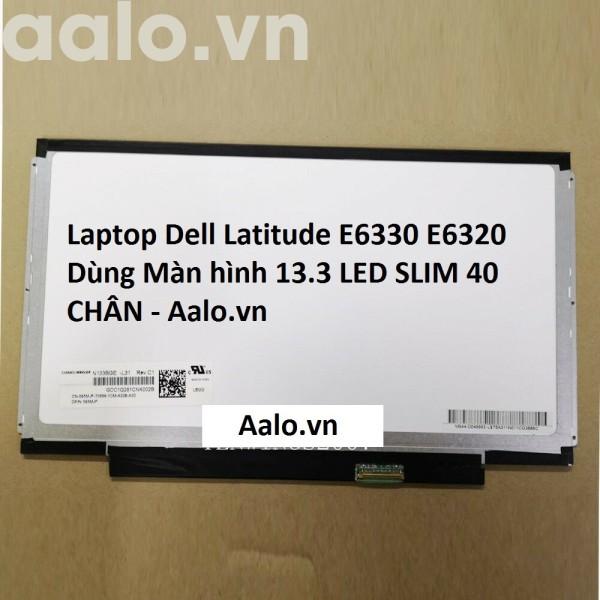 Bảng giá MÀN HÌNH LAPTOP DELL LATITUDE E6330 E6320 Phong Vũ