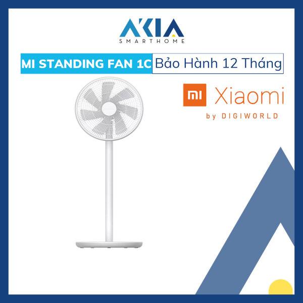 Quạt Đứng Thông Minh Xiaomi Mi Smart Standing Fan 1C - Hàng Chính Hãng Digiworld